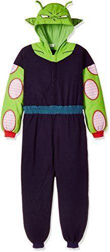 Sazac Dragon Ball Piccolo Fleece Kigurumi Cosplay Costume Party Pajamas F/S NEW , Cosplay Costumes, Dragon Ball, Vintage Fashion, Pajamas, Party, Ebay, Things To Sell, Japanese, Holidays
