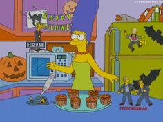 The Simpsons Forever, fyspringfield:     Treehouse of Horror