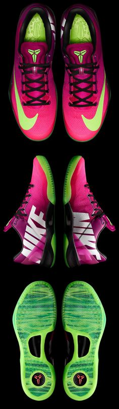 Nike Kobe Mambacurial basketball shoe