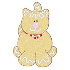 Embroidery Design Set - Gingerbread Village 5