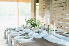 Natural & Rustic Wedding Ideas. Photography COTTONWOOD ROAD PHOTOGRAPHY / Paper Goods & Stylist MAGNOLIA TREE PAPERIE / Florals PEARLS & POPPIES / Gown BHLDN / Cake CHELSEA BAKIST / Hair & Make-up MAKE UP BY WENDY ZERRUDO / Model LAURA CATHERINE TRENT / Table KADEN LANE COMPANY. #Magnolia Rouge