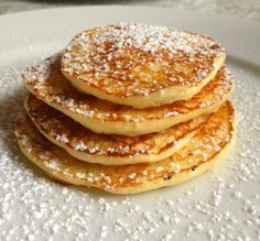 Best Lemon Ricotta Pancakes sounds heavenly.