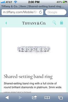 My favorite jewelry...Tiffany's