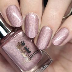 14 Perfect Pink and Red Polishes for Valentine's Day >> Nail Polish Society