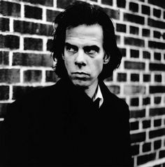 Australian musician, songwriter, Nick Cave. Born Nicholas Edward Cave 22 September 1957, Warracknabeal, Victoria, Australia