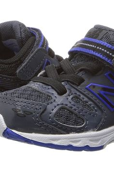 New Balance Kids KA680v3 (Infant/Toddler) (Grey/Blue) Boys Shoes - New Balance Kids, KA680v3 (Infant/Toddler), KA680PTI-049, Footwear Athletic General, Athletic, Athletic, Footwear, Shoes, Gift, - Street Fashion And Style Ideas