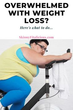 Overwhelmed with weight loss and reaching your health goals? Here's why you're overwhelmed with losing weight and the actions to take to move forward. Best Weight Loss Foods, Weight Loss Help, Weight Loss Snacks, Lose Weight, Health Goals, Health And Wellness, Low Card Diet, Detox Program, Best Diet Plan