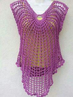 crochet top  love