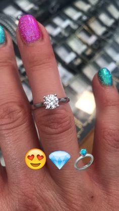 #Diamonds are a girl's best friend! @HarrogateFlower