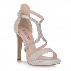Νυφικά Παπούτσια Online | Tsakiris Mallas