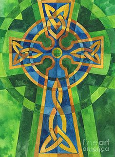 Celtic Cross by Mark Jennings