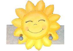 sweet sunny smile