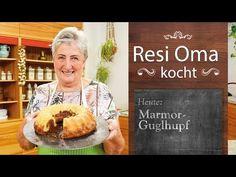 Resi Oma kocht - Marmor-Guglhupf - YouTube