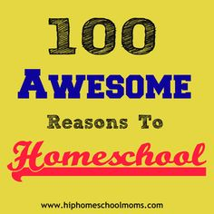 Sometimes we need 100 reasons to get us through the day! Here they are!!! Join Our Newsletter!Sign up to receive FREE homeschool printables, homeschool curriculum deals, and the latest updates! We value YOU! We respect your privacy and will never sell your email. You can unsubscribe at any time. 1.  Jammies can be the uniform. …