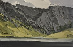Tranquil Waters Cwm Idwai, Matthew Snowden    Oriel Kooywood Gallery