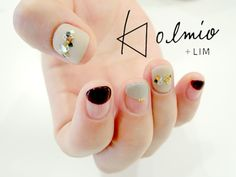 nail snap | 古場聡子 | 20 SEP. 2015 | LIM | LESS IS MORE