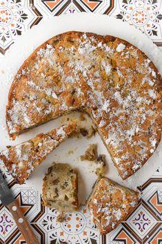 Bizcocho otoñal de manzana Cake Cookies, Cupcakes, Sin Gluten, A Food, Sweets, Bread, Recipes, Simple, Puff Pastries