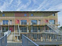 Ilot Bois Soleil by TRANSFORM + 109 architect(e)s - News - Frameweb