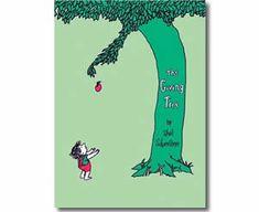 The Giving Tree by Shel Silverstein. Arbor Day books for children.  http://www.apples4theteacher.com/holidays/arbor-day/kids-books/the-giving-tree.html