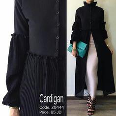Islamic Fashion, Muslim Fashion, Modest Fashion, Girl Fashion, Fashion Dresses, Fashion Design, Hijab Style, Hijab Chic, Hijab Dress