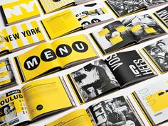 yellow+black editorial