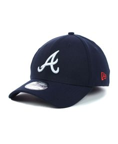 ea053e4045b New Era Atlanta Braves MLB Team Classic 39THIRTY Cap Men - Sports Fan Shop  By Lids - Macy s