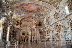 La bibliothèque de l'abbaye d'Admont   25 bibliothèques européennes que tous les amoureux des livres voudront visiter