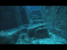 Yonaguni: Mysterious Underwater Pyramid in Japan [VIDEO]: Underwater Ruins, Marine Archaeology, Step Pyramid, Ruined City, Roman Republic, Under The Ocean, Port Royal, Old Churches, Alexander The Great