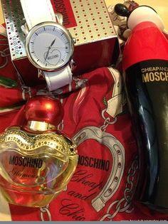 #moschino #cheapandchic #moschinoglamour #perfumes
