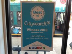 City Search 2013 Best Pilates in Seattle!