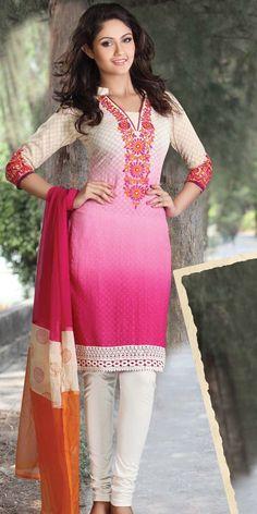 Trendy Look Party Wear Suit  Item code : SLSV1222   http://www.bharatplaza.in/womens-wear/best-of-our-collections/trendy-look-party-wear-suit-slsv1222.html  https://www.facebook.com/bharatplazaindianbridal  https://twitter.com/bharatplaza_in