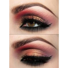 Eye Makeup ❤ liked on Polyvore featuring beauty products, makeup, eye makeup, eyes, beauty and maquiagem