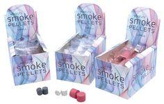 Smoke Bombs (2 Red Pellets)