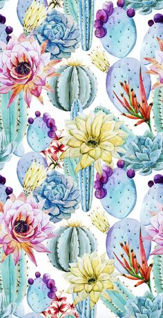 Watercolor Cactus in this year is one of the biggest trends so why not to make your interior fabulous with RockyMountainDecals watercolour pattern wallpaper. Our removable wallpaper is easy way how to bring a sophisticated touch to your interior! Use RockyMountainDecals Wallpaper