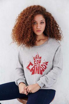 Project Social T Favorite Cities Sweatshirt