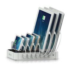rogeriodemetrio.com: Satechi 7-Port USB Charging Dock Station
