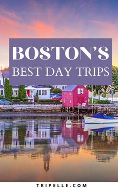 You might have wondered about the best day trips from Boston. Boston is an incredible city, but did you know there are so many things to do outside of Boston? There are so many places to see in New England and many of them can be accomplished during day trips from Boston or weekend trips from Boston. If you have been looking for Boston day trip ideas, you have come to the right place! We have discovered amazing day trips from Boston that will have you exploring destinations. Usa Travel Guide, Travel Usa, Travel Guides, Day Trips From Boston, Best Weekend Trips, Boston Boston, Travel With Kids, Family Travel, New England Travel