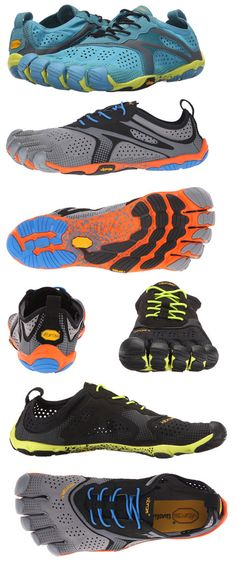 Barefoot-simulated footwear are great for running because they prevent sensory deficits in the feet and ankles.