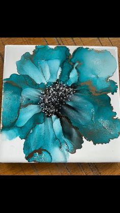 Diy Painting, Acrylic Art Paintings, Canvas Painting Projects, Rustic Painting, Pour Painting, Alcohol Ink Crafts, Alcohol Ink Painting, Alcohol Ink Art, Acrylic Pouring Art