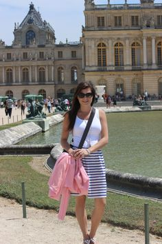 Day Trip to Versailles Palace on The Sassy Gator blog www.thesassygatorblog.com