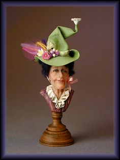 Spring witch's hat...you know, one for every season!