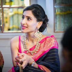 Designer Bridal Lehenga, Bridal Lehenga Choli, Saree Wedding, Indian Party Wear, Indian Wear, Wedding Wows, Wedding Bride, Saree Trends, Ethnic Looks