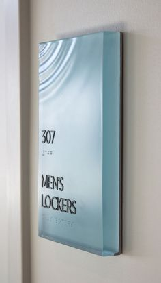 100 Classy Signage Design Ideas for Your Small Business – Inspirationfeed Door Signage, Hotel Signage, Office Signage, Wayfinding Signs, Exterior Signage, Ada Signs, Architectural Signage, Environmental Graphic Design, Environmental Graphics