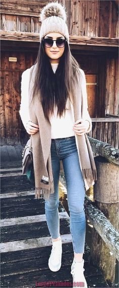 Autumn Winter Trends - Winter Mode 2019 - New Ideas Estilo Fashion, Look Fashion, Trendy Fashion, Fashion Outfits, Swag Fashion, Trendy Style, Sneakers Fashion, Fashion Ideas, Womens Fashion