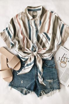 Ideas fall brunch outfit chic casual for 2019 Casual Summer Outfits, Classy Outfits, Outfits For Teens, Spring Outfits, Trendy Outfits, Cute Outfits, Fashion Outfits, Womens Fashion, Fashion Trends