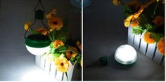 Free shipping ! Solar LED Lamp