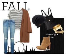 """fall"" by lilluxd ❤ liked on Polyvore featuring Tory Burch, Chicnova Fashion, Rebecca Minkoff, Zara, Dolce&Gabbana, Coal and BaubleBar"