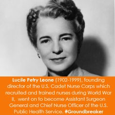 Women in Science Wednesday: Lucile Petry Leone Women in Science Wednesday! Lucile Petry Leone founding director of the U. History Of Nursing, Medical History, Vintage Nurse, Childbirth Education, Endocrine System, People Of Interest, Birth Photography, Self Defense Techniques, Midwifery