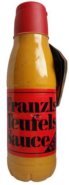 Chilihead Icewolf77: Baumann's - Franzls Teufels-Sauce EXTRA SCHARF