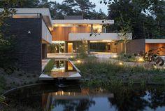 Dune Villa / HILBERINKBOSCH architects Location: Utrechtse Heuvelrug, The Netherlands